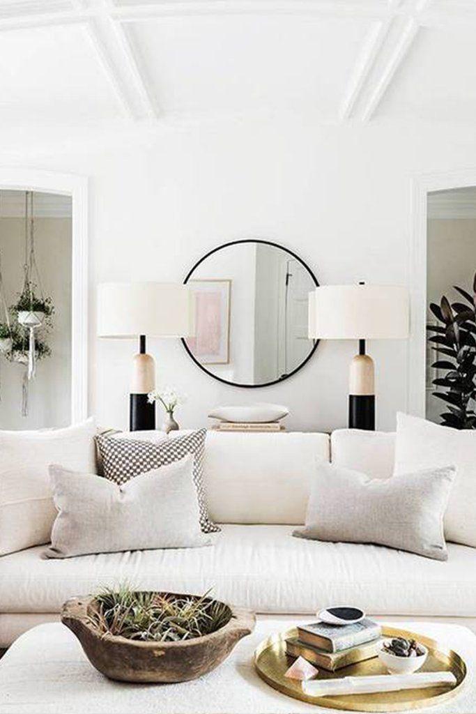 allwhite done right  rooms home decor home interior