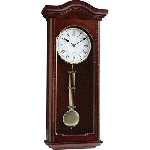 Roman Numeral Wall Clock Modern Kitchen Pendulum Decorative Atomic ...
