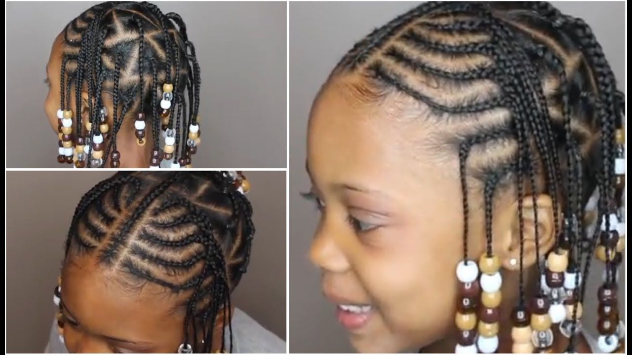 Back To School Fulani Alicia Keys Inspired Braids For Kids Hair Styles Braided Hairstyles For Wedding Girl Hairstyles