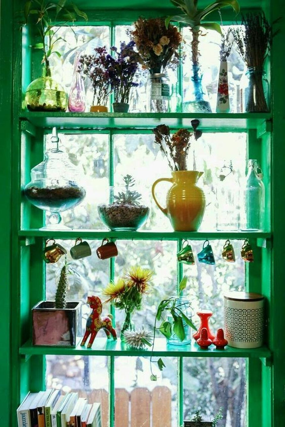 Window shelf decor  rustic bohemian kitchen decorations ideas   lovely ideas