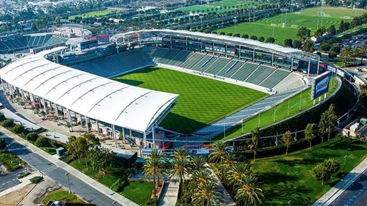 Stubhub Center Los Angeles Galaxy Usa