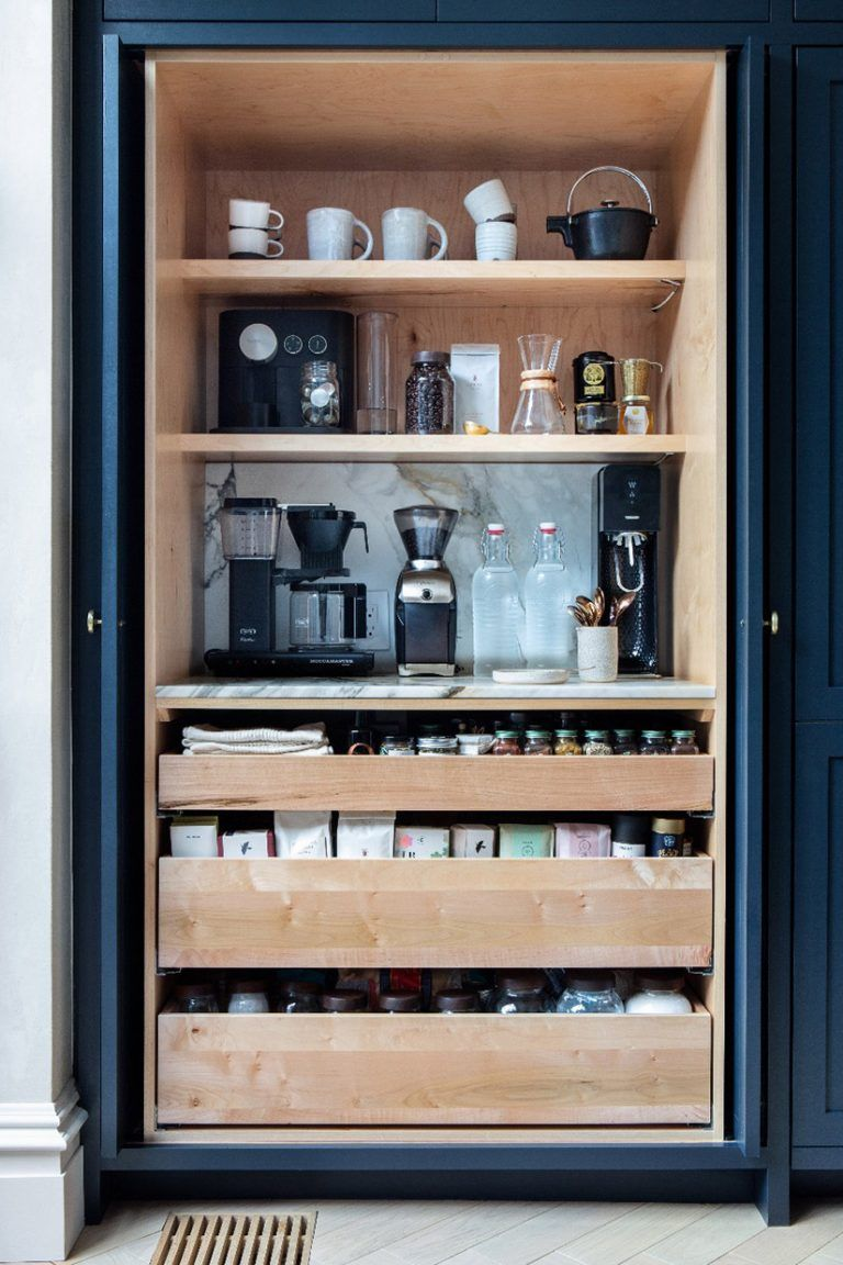 5 Kitchen Coffee Station Ideas to Optimize Your Caffeine Routine
