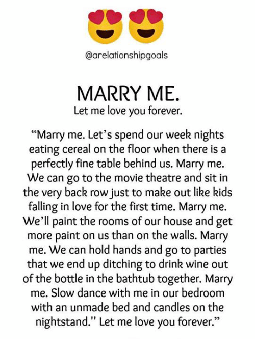 Love Memes And Wine Arelationshipgoals Marry Me Let Me Love You Forever Marry Me Let S Spen Married Quotes Soulmate Love Quotes Romantic Love Quotes