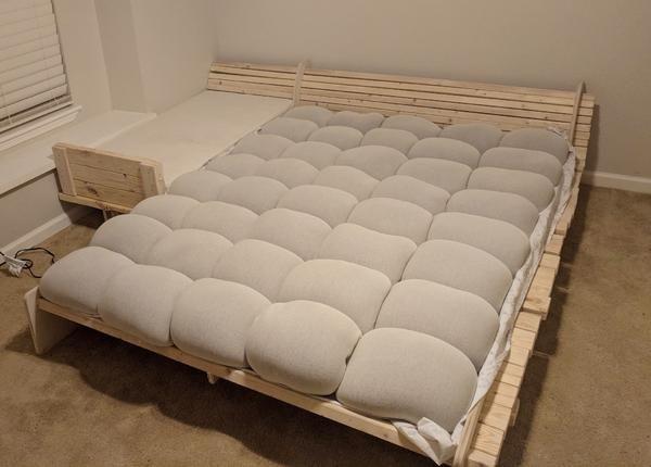 Diy Side Car Crib Photos Just In King Size Bed Frame Mattress Frame Diy Bed Frame