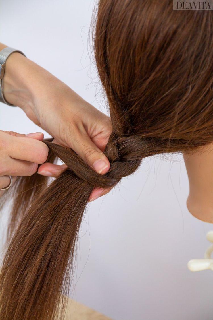 Haare Flechten Einfache Anleitung Für Anfänger Style Style Und Fur
