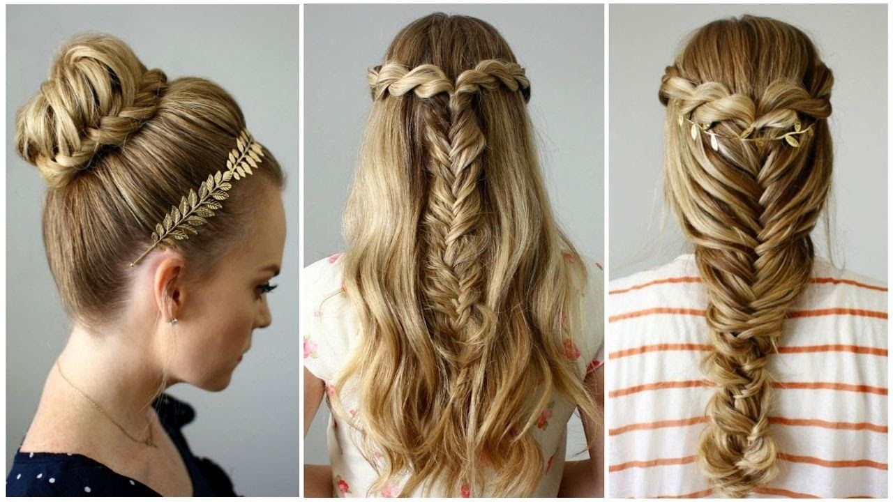 bridal hairstyles,party hairstyles,picnic hairstyles