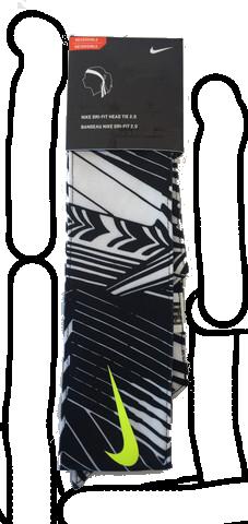 avec mastercard vente gros rabais Nike Serre-tête À Cravate Imprimée prix particulier des photos Peu coûteux jeu Th5eT