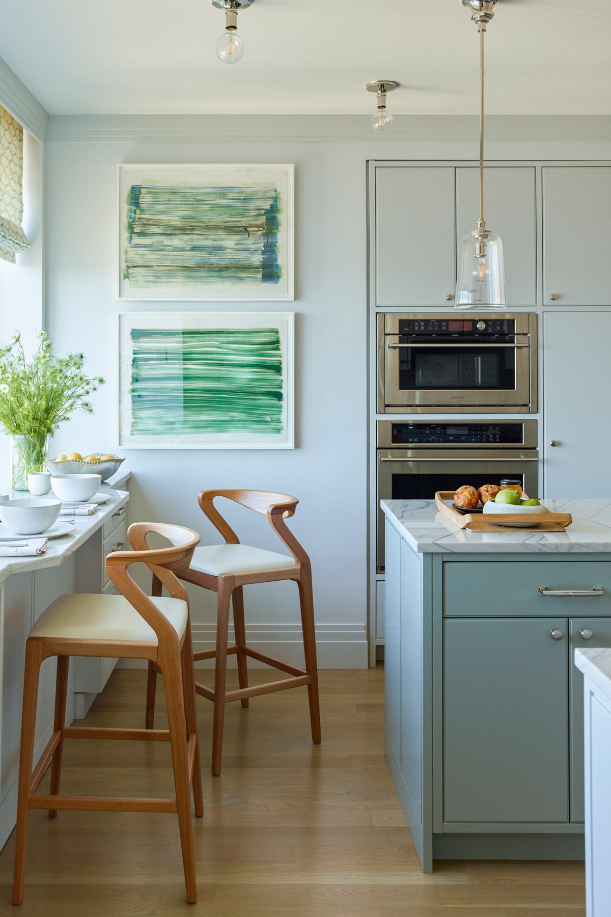 Renovate the kitchen. \
