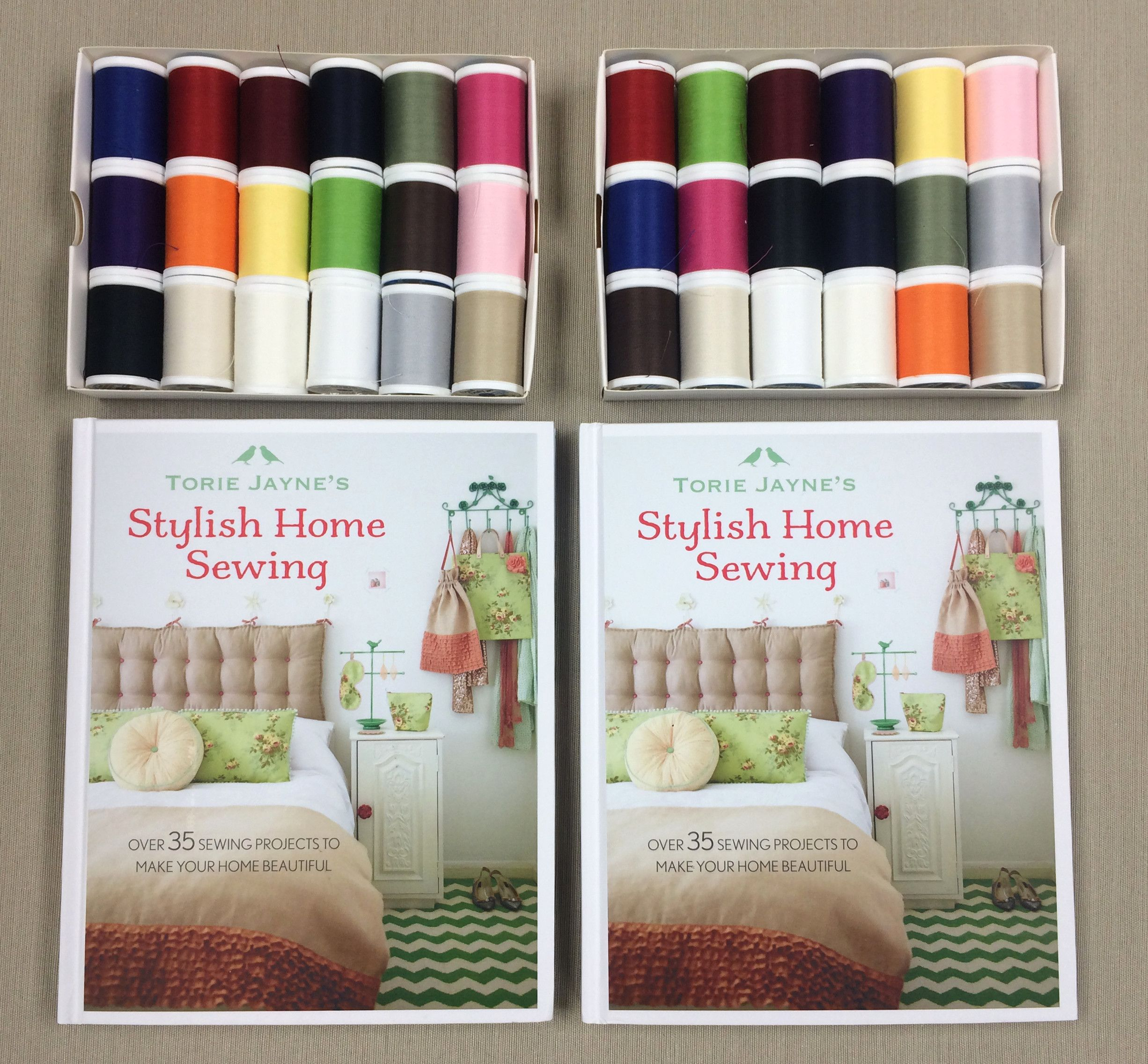 Stylish Home Sewing try to win