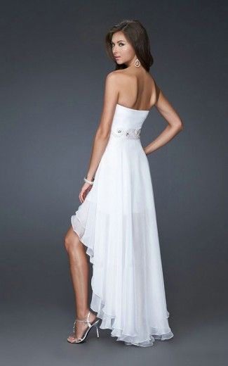 High Low Homecoming Dresses HD-1051