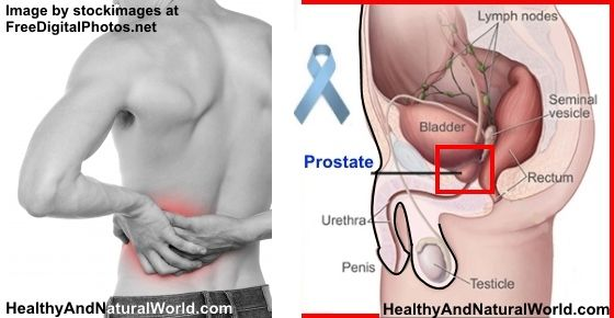 does prostate cancer hurt