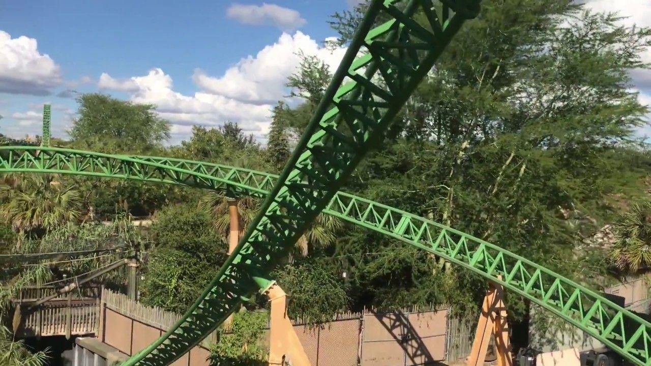 Sky Ride Busch Gardens Tampa
