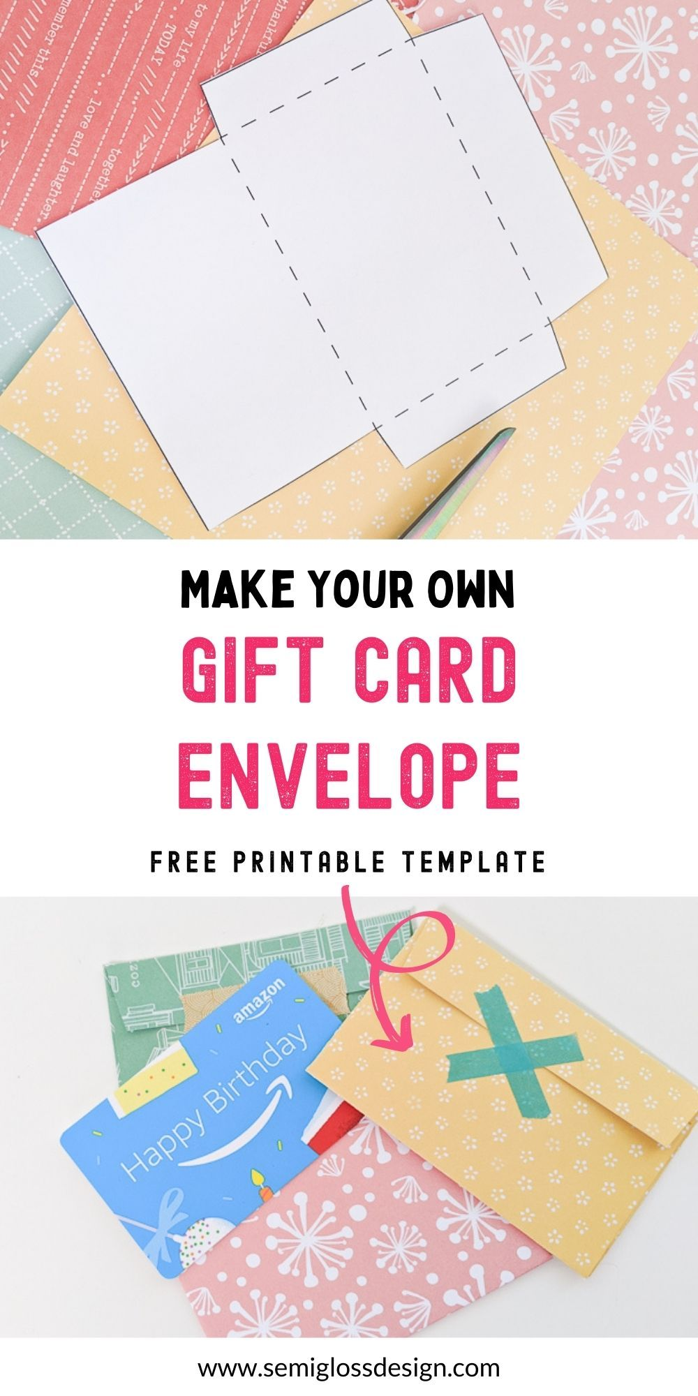 Gift Card Holder Template Free Printable Template Gift Card Holder Template Gift Card Envelope Gift Card Envelope Template
