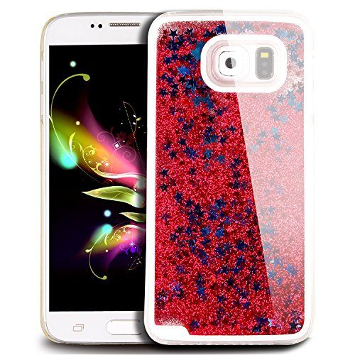 Pin by Lisa Tebey on Stars Floating Liquid Case for S6  fef9ca4d3