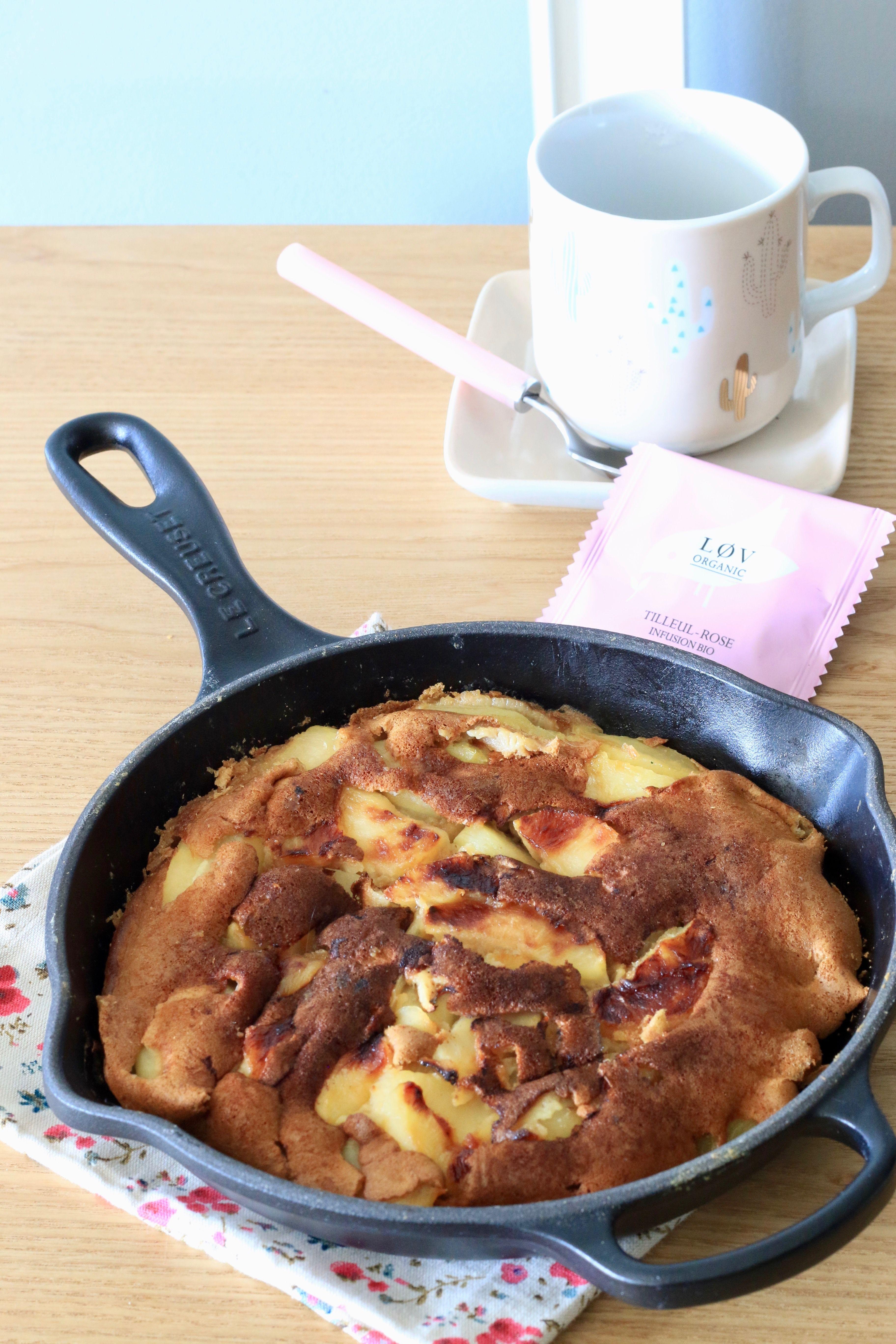 Gateau A La Poele Aux Pommes Recette De Rachel Cuisine Light Mincir Et Gourmandises Rachel Cuisine Recette Recettes De Cuisine