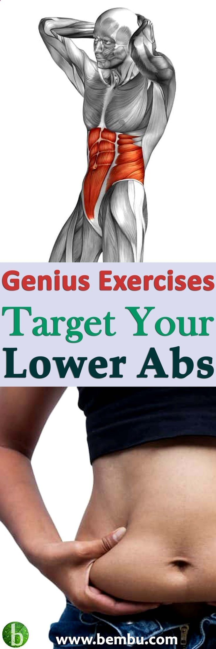 pics The Best Workouts to Target Specific Problem Areas