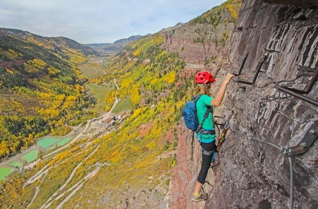 The World's 10 Best Via Ferrata Routes, from Fodor's Travel and Travel Detailing! When you're ready to get YOUR adventure game on, let Jana make it happen! Extensive experience and exclusive amenities make Travel Detailing your key to a great adventure trip! JCearley@traveldetailing.com or 559.303.4564