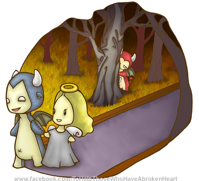 LiLy's Revenge illustrated story: Title= Stalker ( sadness, sad