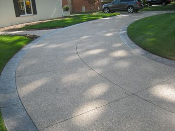 Exposed Aggregate Driveway Exposed Aggregate Driveway Aggregate Driveway Exposed Aggregate