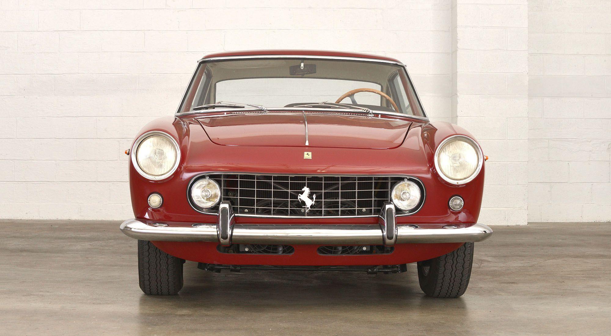 1962 FERRARI 250 GT/E 2+2