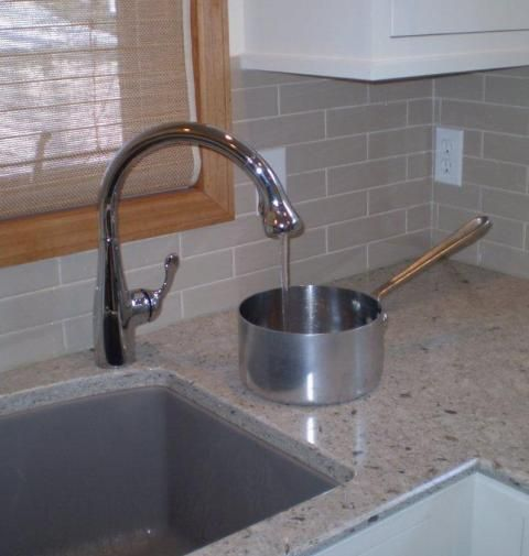 Single Hole Faucet Placement For Undermount Sinks Sink Faucets