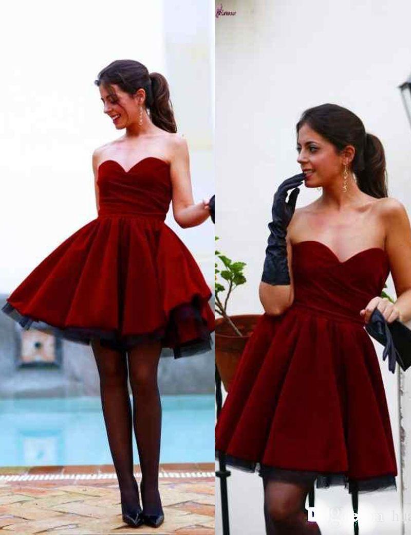 homecoming dresseshomecoming dressesmaroon homecoming dresses