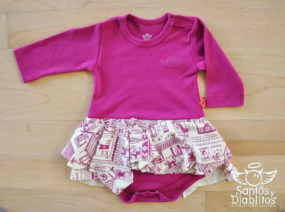 baby dress www.santosydiablitos.cl Vestido De Bebé 5aafb9361b9