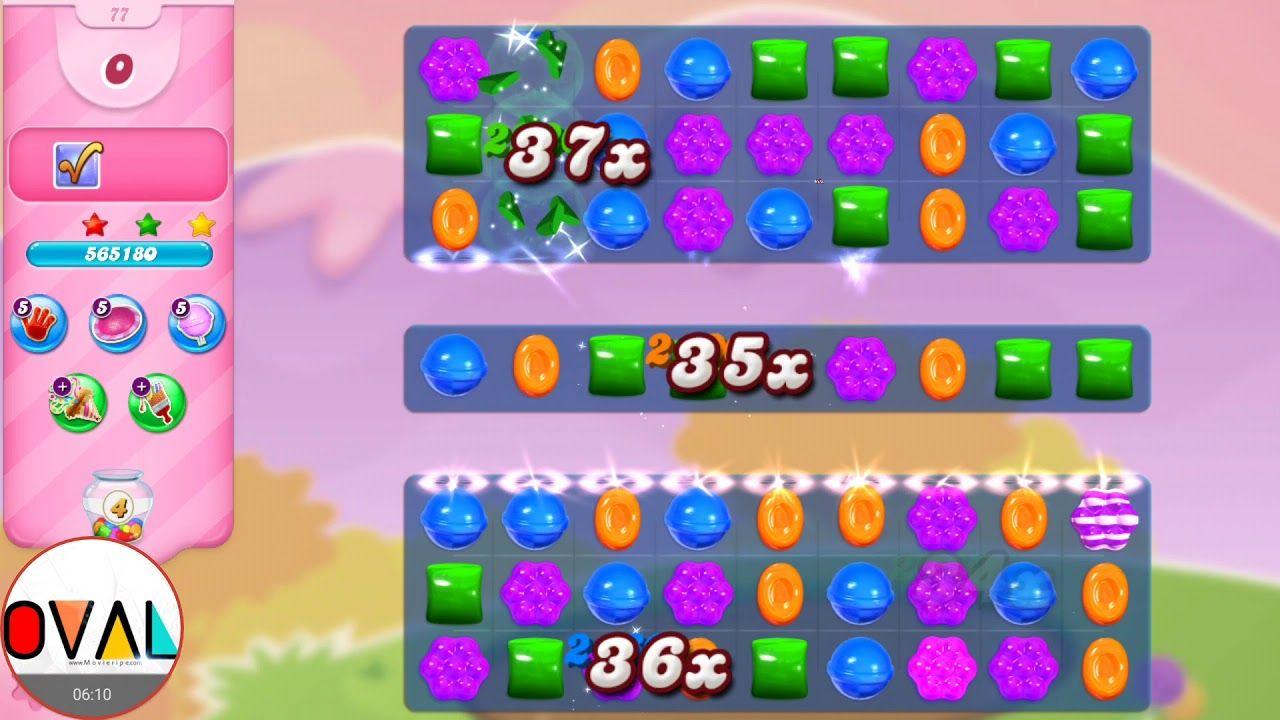 Candy Crush Saga Level 76 77 78 79 80 81 Oval Candycrushsaga Exploding Candy Pegi 3 Genre Casual Candy Crush Jelly Saga Candy Crush Saga Candy Crush Games