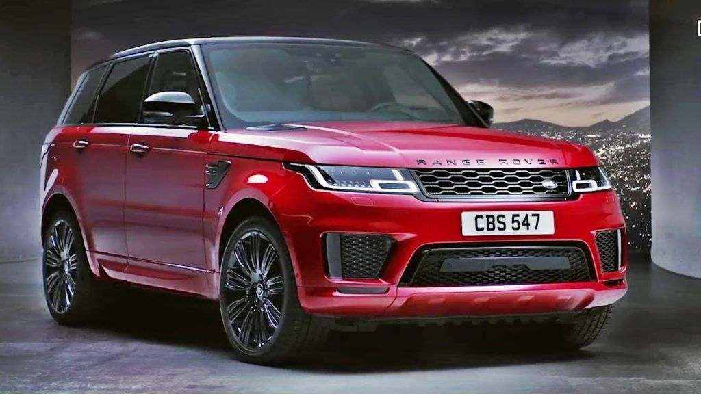 Best 2019 Range Rover Sport Interior Cars Review 2019