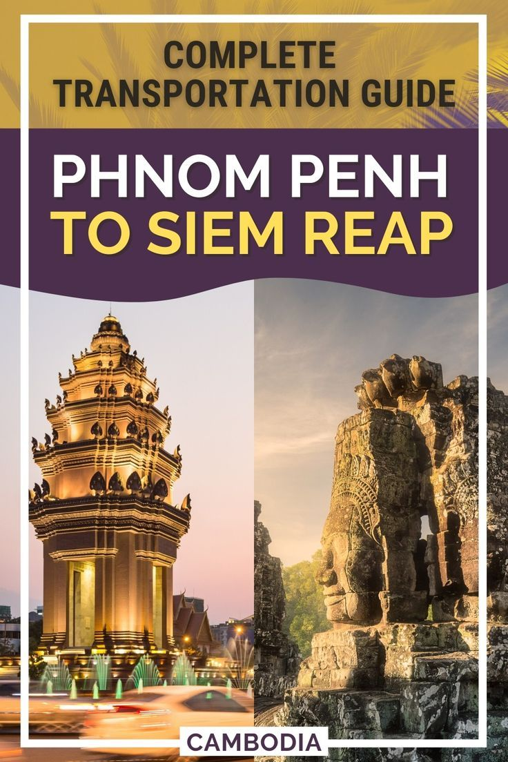 How to Get from Phnom Penh to Siem Reap I travel in Cambodia I places to go in Cambodia I where to go in Cambodia I transportation in Cambodia I Cambodia travel tips I travel tips for Cambodia I how to get to Siem Reap I how to travel in Cambodia I places to go in Cambodia I Southeast Asia travel tips I #SiemReap #Cambodia #travelguide –By Wandering Wheatleys via @wanderingwheatleys
