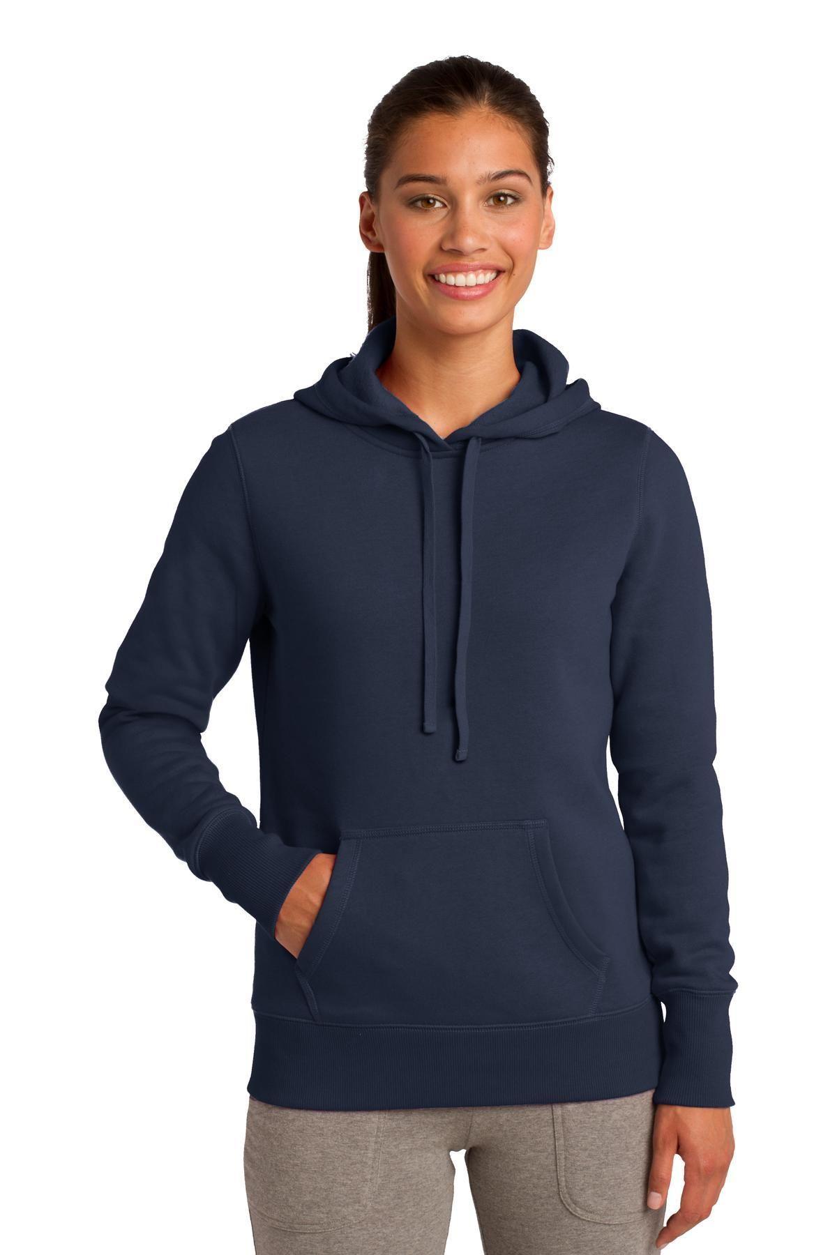 SportTek Men's Graphite Heather Tall FullZip Sweatshirt