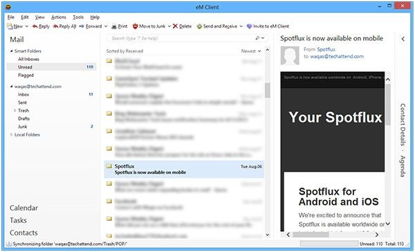 E-mail клиент для windows