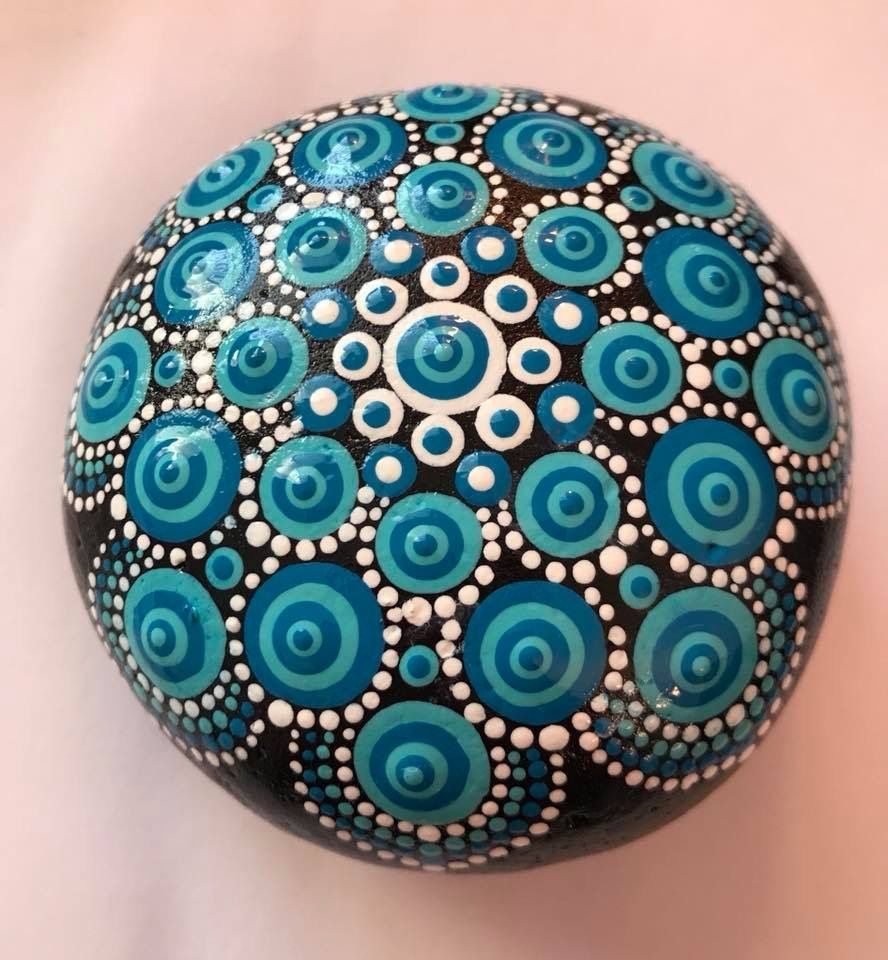 Pin by Nadine Greenberg on Crafts | Stone painting, Rock