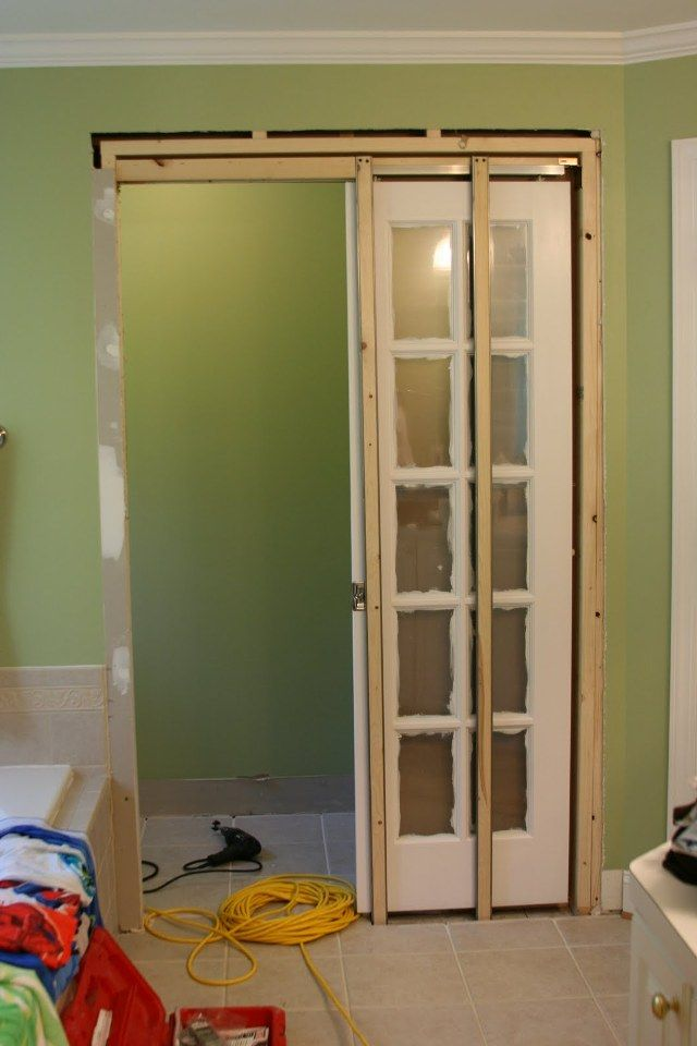 Exceptional How To Install A Pocket Door Frame