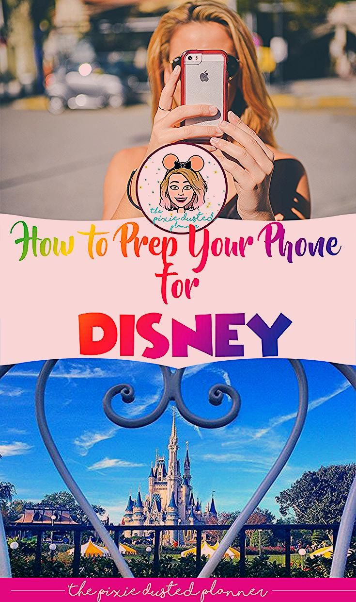Photo of How to Prep Your Phone for a Disney Trip   The Pixie Dusted Planner