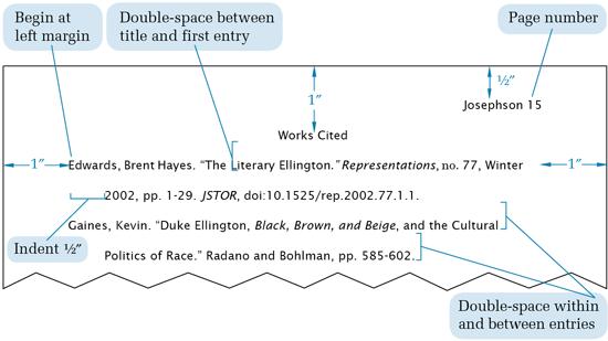 Formatting A Research Paper Research Paper Essay Format Citation Format
