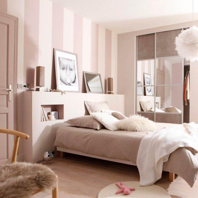 inspiration couleur les nouvelles peintures de leroy merlin - Chambre Vieux Rose Et Beige