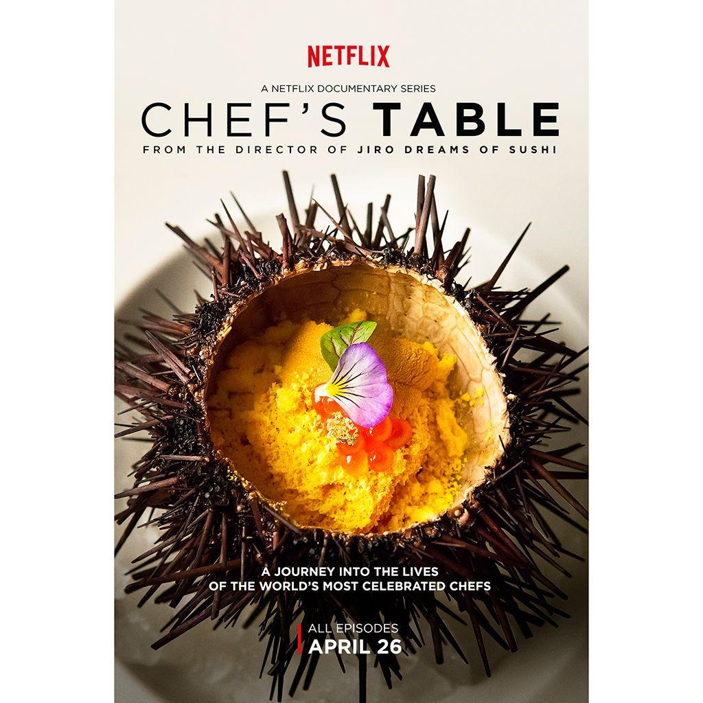 An Exclusive Look at Dan Barber in Netflix's Chef
