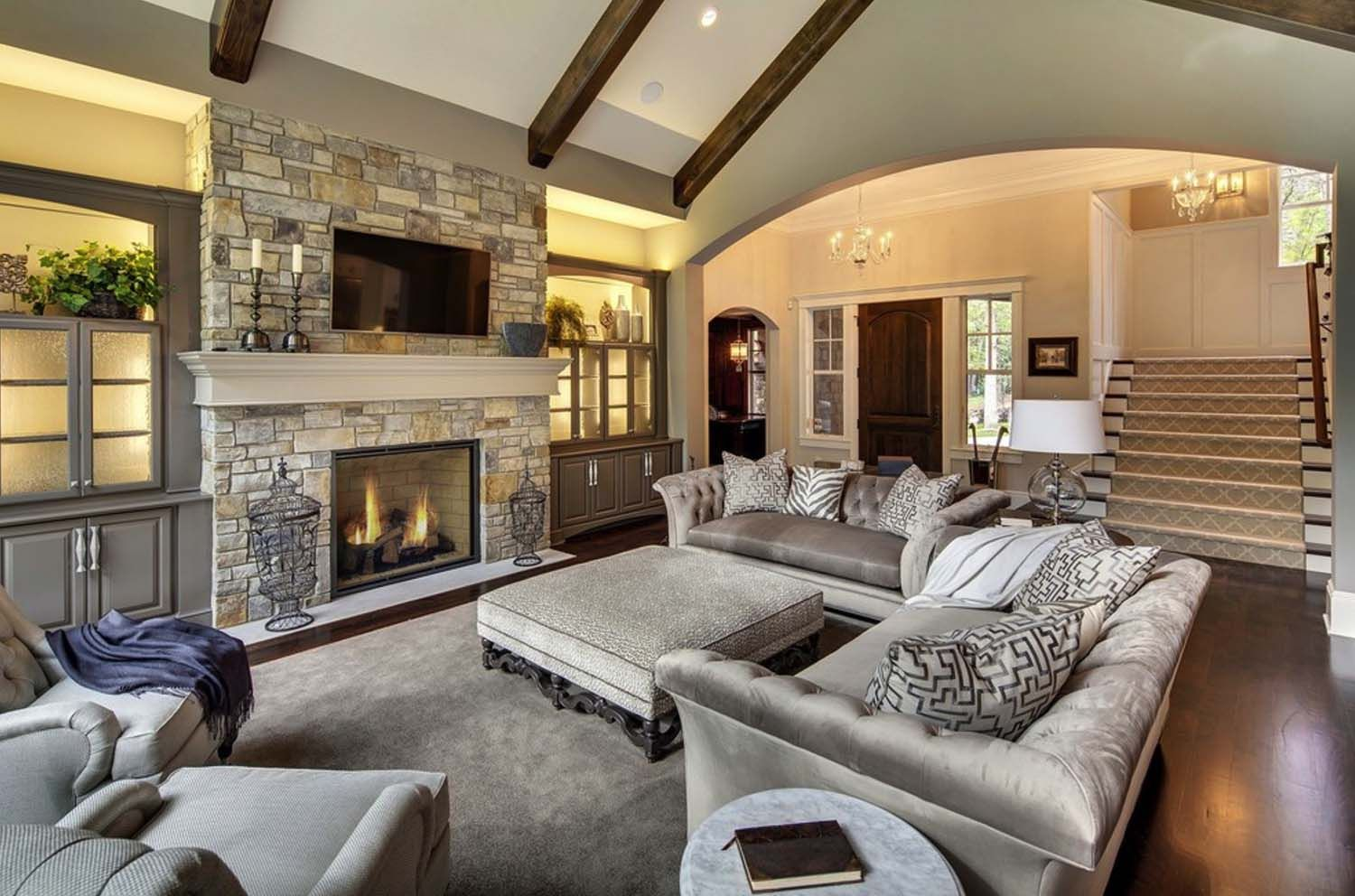 Dream House Rooms, Dream Living Rooms