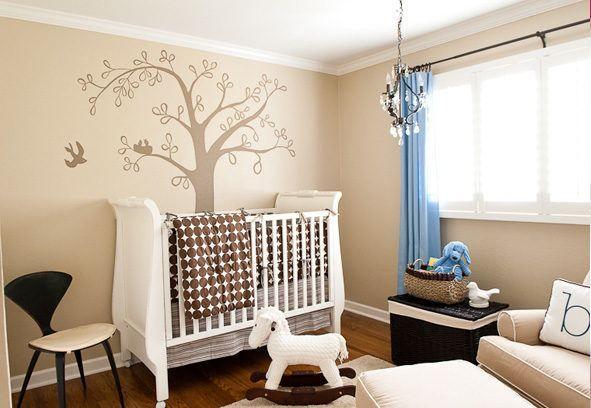 colores-para-cuartos-de-bebes-recien-nacidos-beige | Carpintería ...
