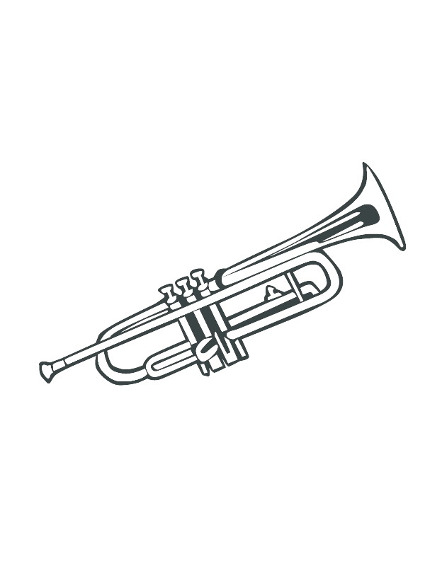 Kids N Fun Com Coloring Page Musical Instruments Musical Instruments Musical Instruments Coloring Pages Kids Musical Instruments
