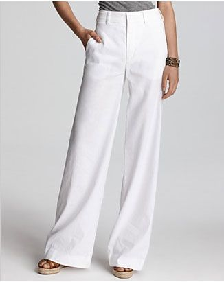 Great summer work pants...from The Working Wardrobe