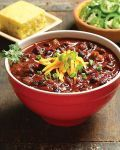 This is truly the best chili that you will ever eat. There is no better chili recipe any where on earth.