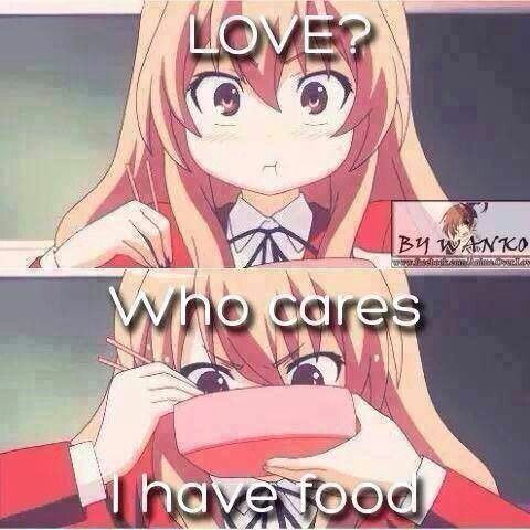My Morals Anime Anime Funny Toradora