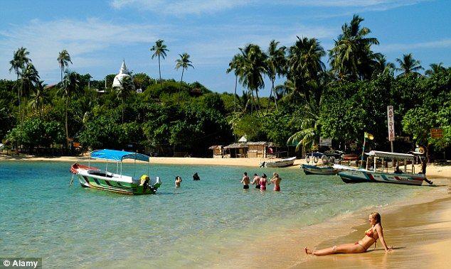 Sri Lanka Beach Holiday