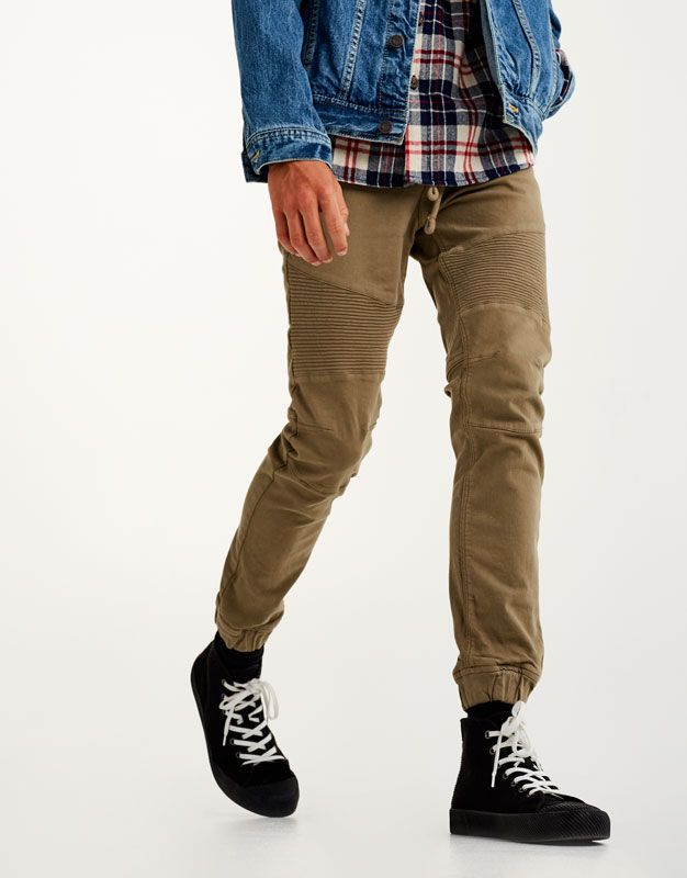 Pull&Bear - hombre - ropa - jeans - jeans soft biker ...