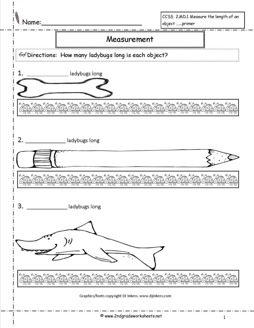 hight resolution of Free Measurement Worksheets   Printable Worksheets and Activities for  Teachers