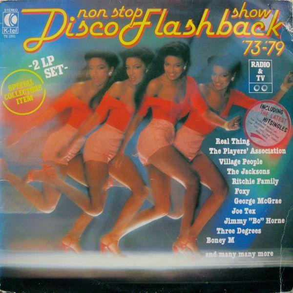 Various Non Stop Disco Flashback Show Vinyl Lp At Discogs Music Album Covers Disco Disco Music