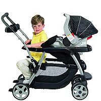 Graco Ready2Grow LX Stand & Ride Stroller - Metropolis - Graco ...