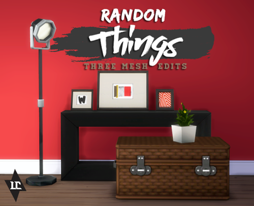 Sims 4 CC's - The Best: Deco Objects by Little Crakers